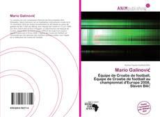 Portada del libro de Mario Galinović