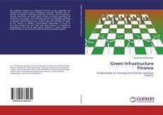 Green Infrastructure Finance的封面