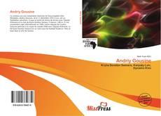 Buchcover von Andriy Gousine