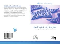 Bookcover of Hand-Foot-Genital Syndrome