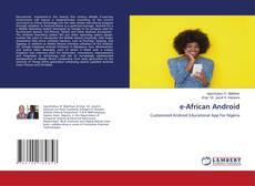 Capa do livro de e-African Android