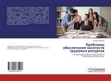 Bookcover of Проблемы обеспечение занятости трудовых ресурсов