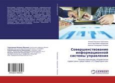 Bookcover of Совершенствование информационной системы управления