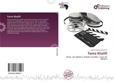 Bookcover of Tania Khalill
