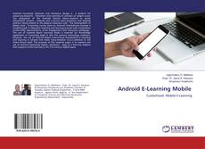 Android E-Learning Mobile kitap kapağı