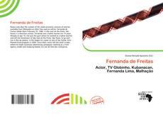 Copertina di Fernanda de Freitas