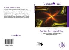 Portada del libro de Willian Borges da Silva