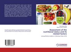Buchcover von Assessment of the nutritional status and its related factors