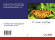 Bookcover of Introduction to Set Theory