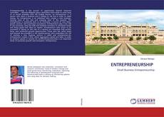 Couverture de ENTREPRENEURSHIP