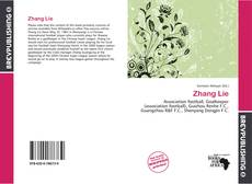Bookcover of Zhang Lie