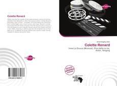 Couverture de Colette Renard