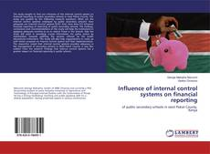 Buchcover von Influence of internal control systems on financial reporting