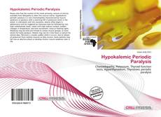 Bookcover of Hypokalemic Periodic Paralysis