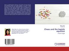 Bookcover of Chaos and the logistic equation
