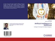 Обложка Artificial Intelligence in Healthcare