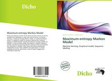 Bookcover of Maximum-entropy Markov Model