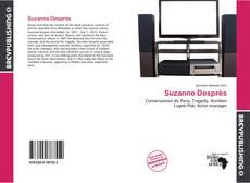Bookcover of Suzanne Desprès