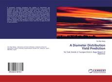 Обложка A Diameter Distribution Yield Prediction