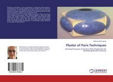 Обложка Plaster of Paris Techniques