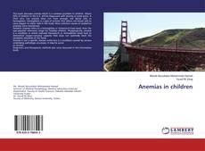 Bookcover of Anemias in children