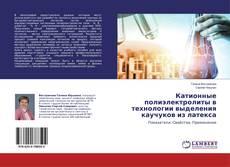 Capa do livro de Катионные полиэлектролиты в технологии выделения каучуков из латекса