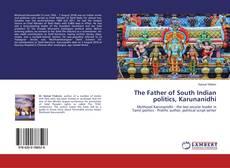 The Father of South Indian politics, Karunanidhi的封面