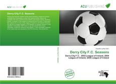Bookcover of Derry City F.C. Seasons