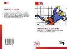 Bookcover of Derry City F.C. Records