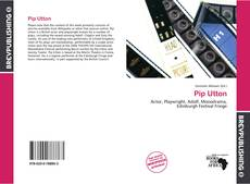 Bookcover of Pip Utton