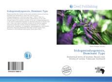 Bookcover of Iridogoniodysgenesis, Dominant Type