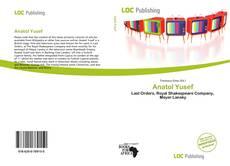 Bookcover of Anatol Yusef
