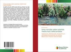 Capa do livro de Uma revisão sobre plantas medicinais selecionadas