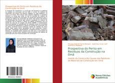 Borítókép a  Prospectiva do Perito em Resíduos da Construção na Omã - hoz