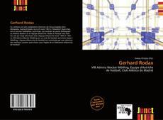 Buchcover von Gerhard Rodax