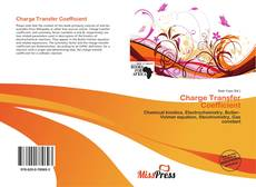 Bookcover of Charge Transfer Coefficient