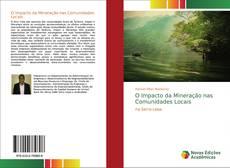 Capa do livro de O Impacto da Mineração nas Comunidades Locais