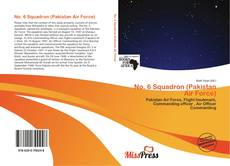 Bookcover of No. 6 Squadron (Pakistan Air Force)