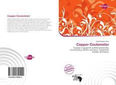 Buchcover von Copper Coulometer