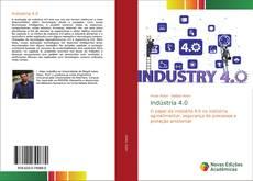 Capa do livro de Indústria 4.0