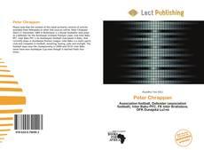 Buchcover von Peter Chrappan