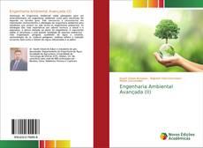 Capa do livro de Engenharia Ambiental Avançada (II)