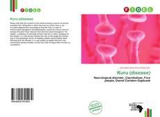 Kuru (disease)的封面