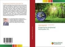 Capa do livro de Engenharia Ambiental Avançada (III)