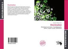 Обложка Disclination