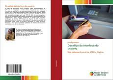 Capa do livro de Desafios da interface do usuário