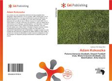 Buchcover von Adam Kokoszka
