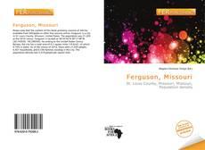 Bookcover of Ferguson, Missouri
