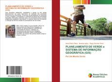 Capa do livro de PLANEJAMENTO DE VERDE e SISTEMA DE INFORMAÇÃO GEOGRÁFICA (GIS)
