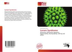 Bookcover of Larsen Syndrome